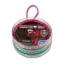 Monster high set accessoire contient 1 ring 4 bracelets cadeau d'anniversaire