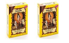 Hennè Biondo dorato Henne Polvere Naturale Puro n.2x100g=200g Sitarama