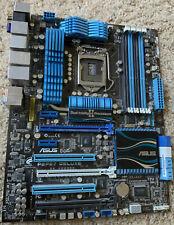 ASUSTeK COMPUTER P8P67 DELUXE, LGA 1155, Intel Motherboard