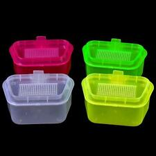 1PC Durable LEO Color Transparent Earthworm Box For Fisging Free P&P
