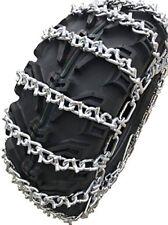 TireChain.com ATV UTV Tire Chains 620 V Bar 24x12-10, 24x13-9, 25x12-9, 25x13.5-