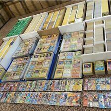 Pokemon Cards x25   WOTC Base Jungle Fossil Team Rocket Bundle Job Lot
