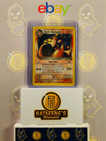 Dark Charizard 4/82 MP/LP Played Team Rocket Holofoil Rare Holo Pokemon Card