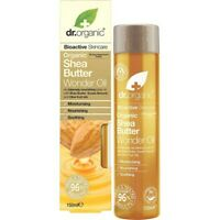 Dr Organic Wonder Oil Organic Shea Butter Serum & Concentrates
