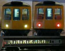 Lima Class 117 DMU Carriage Lighting Kit, for 3 Car Unit.