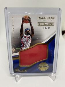 2016-17 Panini Immaculate The Standard 58/99 Ben Wallace #ST-BWC