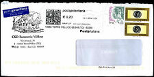 Italy 2004 Airmail Cover #C38447