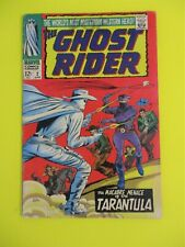 Marvel Western Comics Ghost Rider # 2 Thing 1967 Vintage Old Comic Book