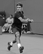 Pro Tennis Player ROGER FEDERER Glossy 8x10 Photo Poster Print Grand Slam