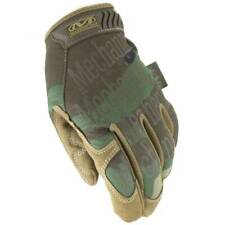Mechanix The Original Gloves Mens Tactical Military Army Combat Airsoft Woodland