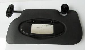 Genuine MINI N/S Passenger Side Black Sun Visor (Mirror Only) R56 R55 & LCI #55