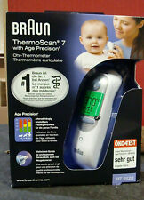Braun ThermoScan 7 Irt 6520 Ear Thermometer