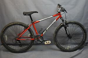"Jamis Exile 2003 MTB Bike Small 15"" Hardtail Reynolds Cromoly Steel US Charity!!"