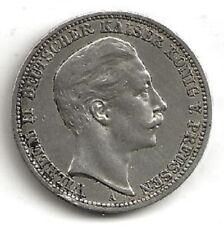 3 Mark Guillme II 1908 A KM 527(1) TB+/F-VF