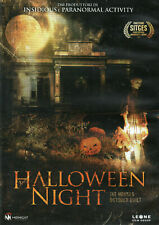 THE HOUSES OCTOBER BUILT (HALLOWEEN NIGHT) - DVD..