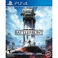 Star Wars: Battlefront Standard Edition PS4 PlayStation 4 Very Good 2Z