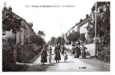 (S-47474) FRANCE - 71 - PARAY LE MONIAL CPA      B.F.  ed.