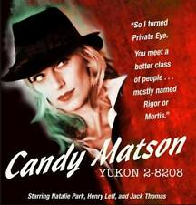 Candy Matson & Carter Brown OLD TIME RADIO SHOWS MP3 CD CRIME