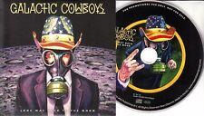 GALACTIC COWBOYS Long Way Back To The Moon 2017 UK 13-trk promo CD