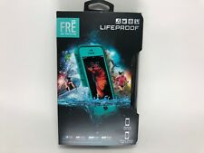 LifeProof FRE Waterproof Hard Shell Case for iPhone SE iPhone 5s 5 TEAL DARK TEA
