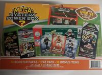 FOOTBALL Mega Mystery Power Box New Unopened NFL *LIMITED* PATRICK MAHOMES ? SP