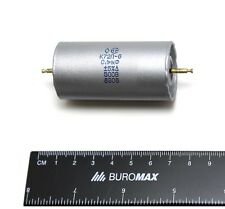 2pcs 0.1uF 500V 5% Audio teflon capacitors K72P-6