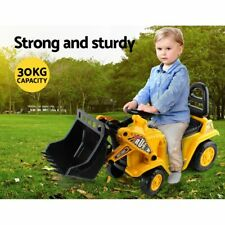 New Kids Ride On Bulldozer Car Tractor Vehicle Excavator Children Toy 3-4 Years