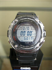 newstuffdaily: NIB CASIO WS200H Digital Solar Powered Men's Watch