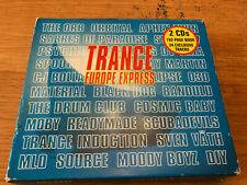 Trance Europe Express double CD and booklet
