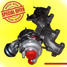 Turbocharger Skoda Fabia 54399880001 54399880003 ; 038253019P ; 1.9 TDI ; 100BHP