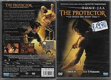 THE PROTECTOR - LA LEGGE DEL MUAY THAI (2005) dvd nuovo sigillato