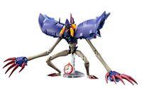 Bandai Tamashii Digimon Digivolving Spirits Diablomon Keramon Action Figure