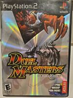 Duel Masters - Limited Edition (Sony PlayStation 2, PS2, 2004) Video Game