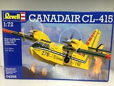 +++ Revell Canadair BOMBADIER CL-415 1:72 04998