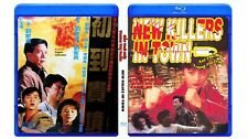SAT THU TRONG THANH PHO - New Killers In Town - Cantonese/ English Dub Blu-ray
