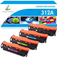 4x Toner Compatible for HP 312A Color LaserJet Pro MFP M476nw M476dn M476dw