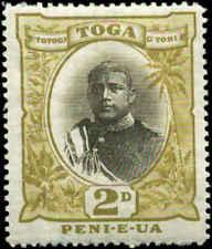 Tonga Scott #41a Mint
