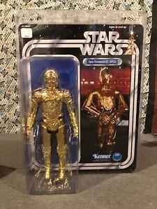 "Star Wars C-3PO ""12"" Gentle Giant NEW MOC w/ Protector See-Threepio 38220"