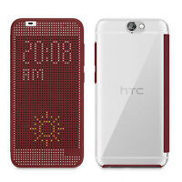 Genuine HTC One A9 Dot View Case II HC M272 Cover Case - Retail Packaed