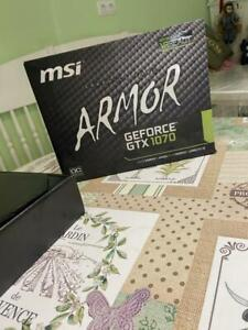 MSI Gaming GeForce GTX 1070 Ti 8GB GDRR5 VR Ready Graphics Card