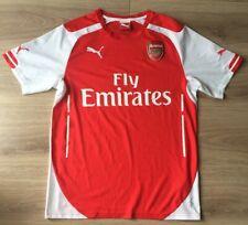 Arsenal football Shirt Original Puma Adults S Home Kit