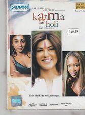 karma Aur Holi - Sushmita Sen   [Dvd]  1st Edition Released