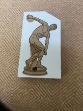 Cat's Meow Diskobolos Sculpture Discus Thrower 148 Olympics Greek Greece