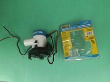 New In Opened Package SEACHOICE Universal Bilge Pump 1100 GPH Model