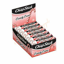 Chapstick Holiday Limited Edition Christmas Candy Cane Lip Balm 12 Count Box HTF