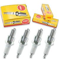 4 pc 4 x NGK Standard Plug Spark Plugs 3923 BPR8ES 3923 BPR8ES Tune Up Kit ax