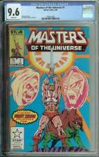 Masters of the Universe #1 CGC 9.6 He-Man 1986