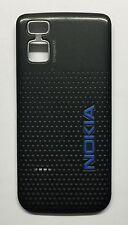 Tapa de batería Nokia 5610 negro azul USADO