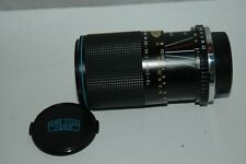 CARL ZEISS JENA  70-210 MM ZOOM LENS.  OLYMPUS OM  BAYONET   FITTING :