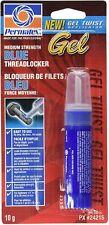 Permatex 24010 / 24215 Medium Strength Threadlocker Blue Gel